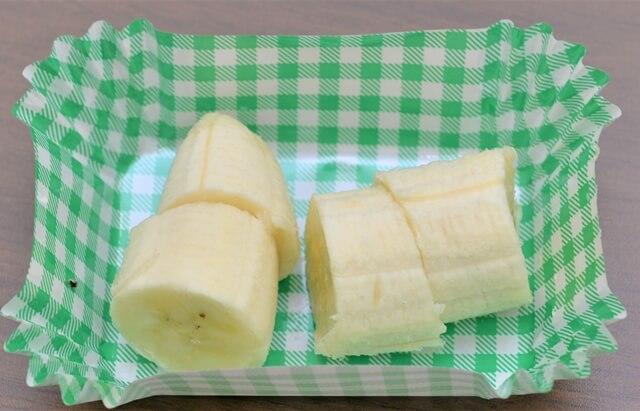 よつ葉生協のバナナ