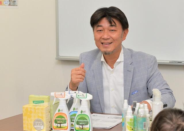 生活アートクラブ代表富士村さん
